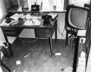 Kontoret på Hestehavevej 2b - Gerningsstedet, Højbjergmordet 1967