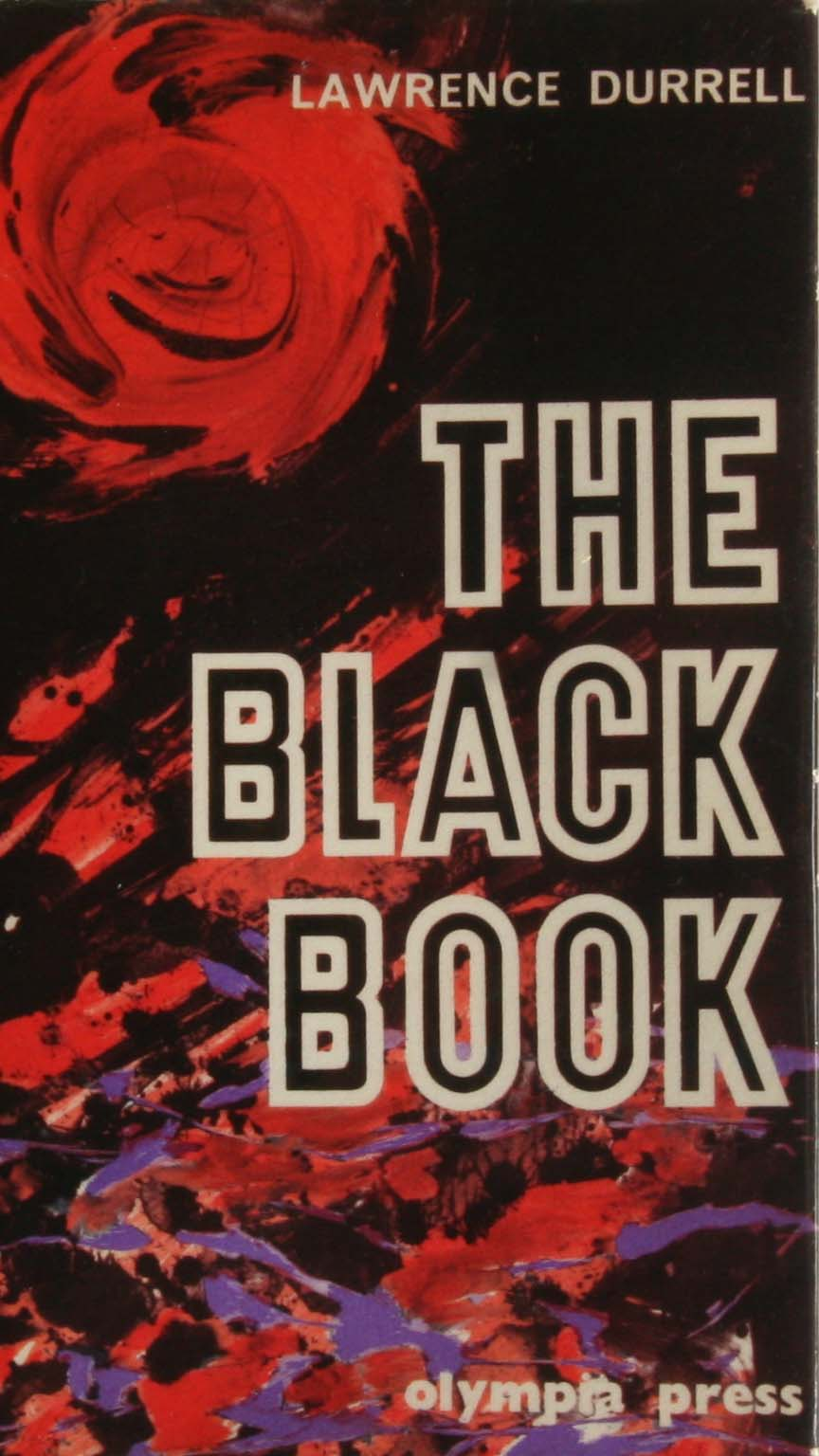 Lawrence Durrell The Black Book