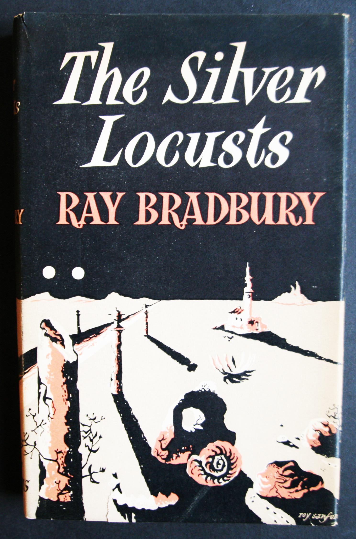 Ray Bradbury The Silver Locust first edition