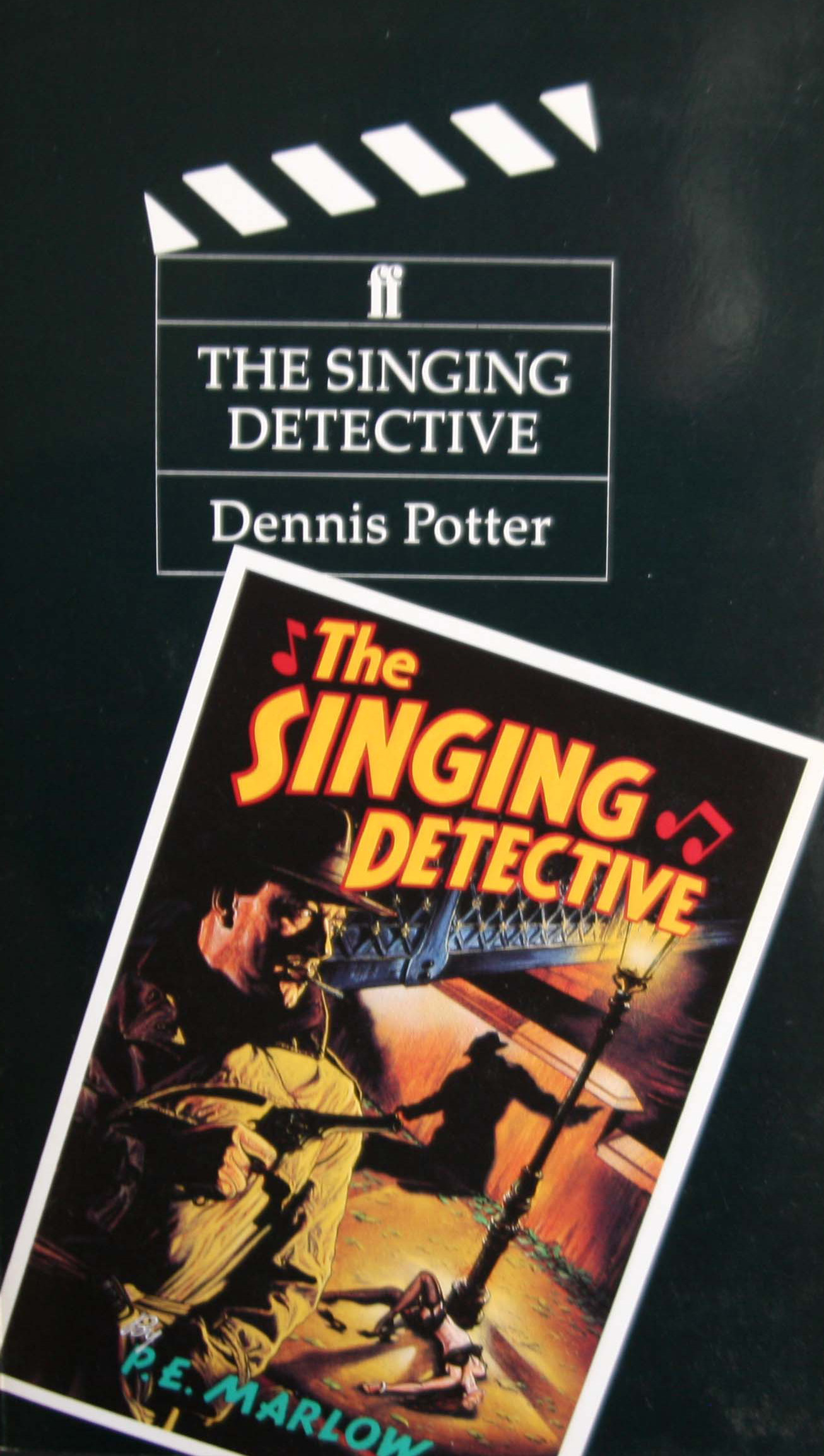 Dennis Potter The Singing Detective first edition