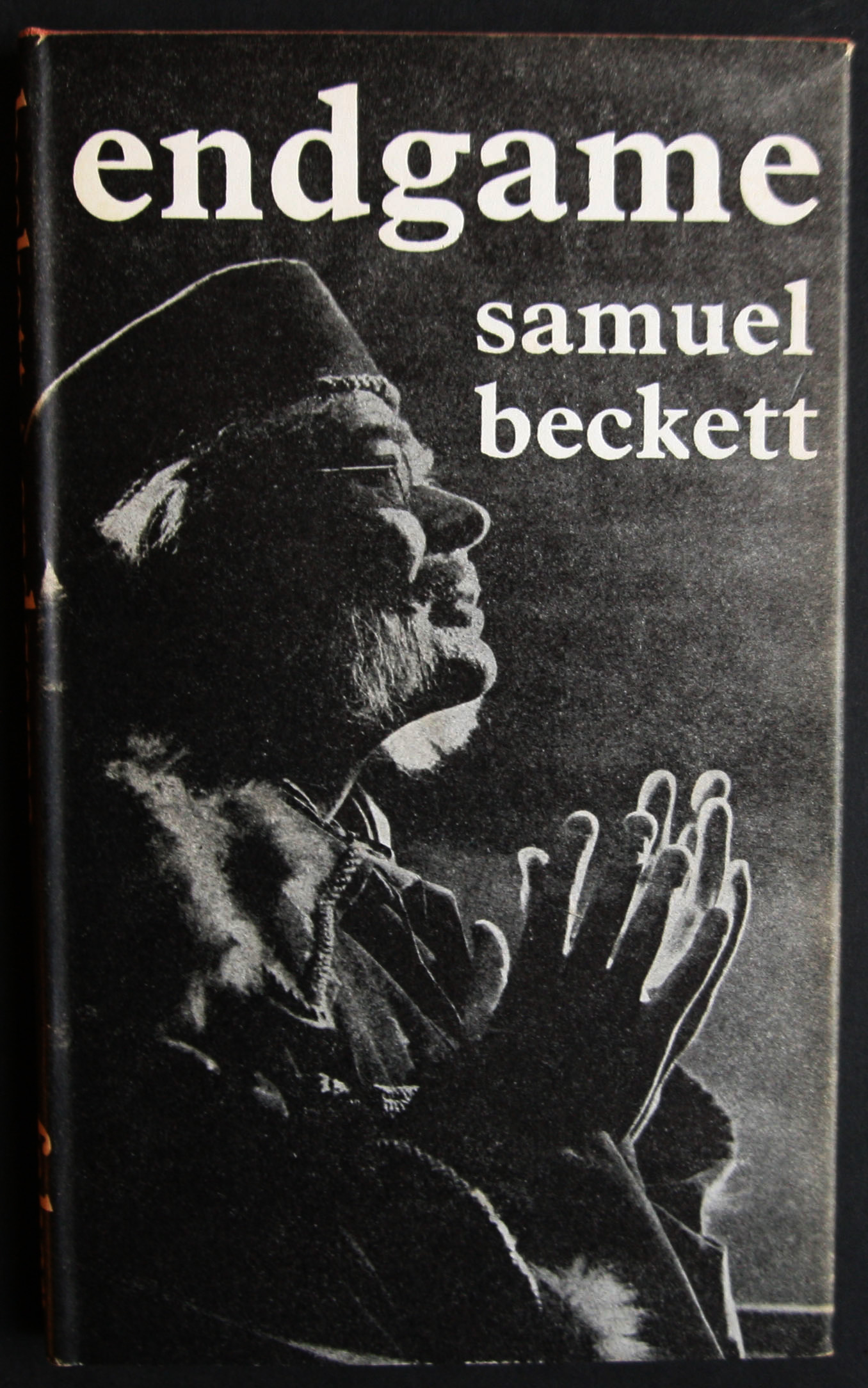 Samuel Beckett Endgame first edition