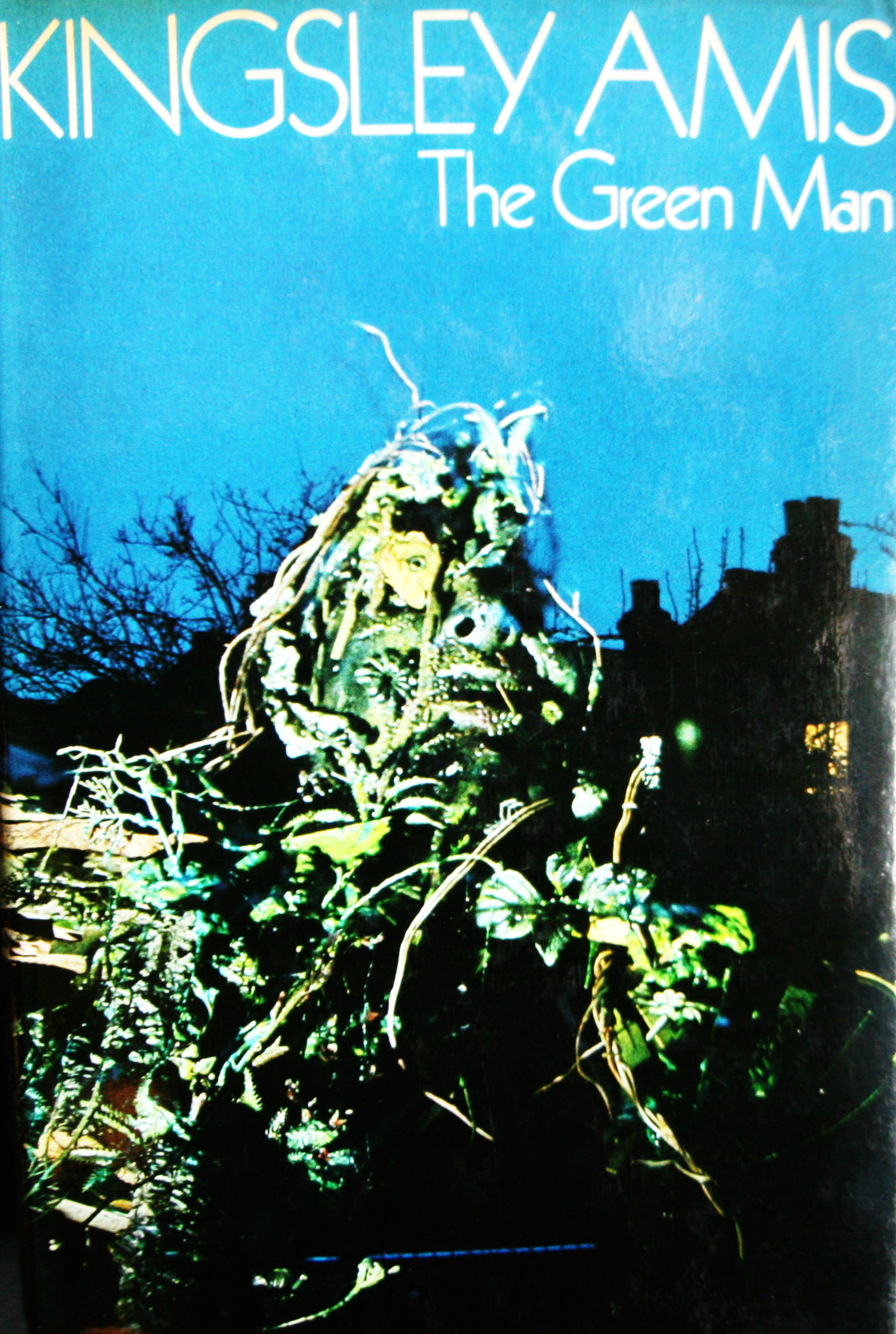 Kingsley Amis The Green Man first edition
