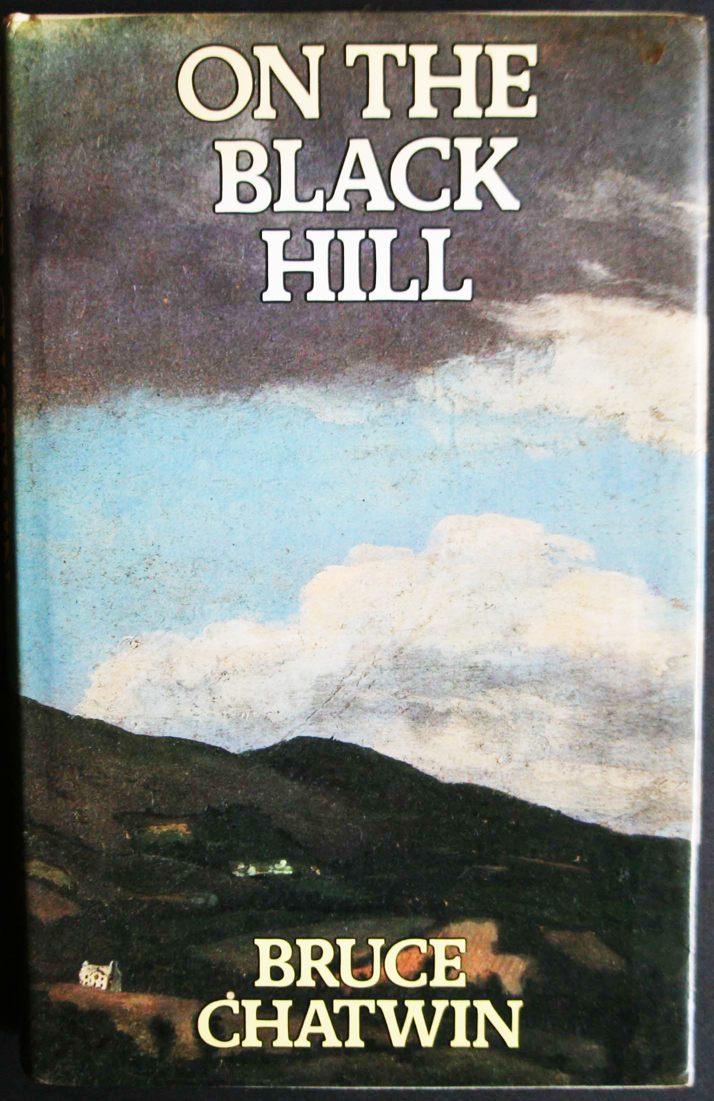 Bruce Chatwin On The Black Hill first edition