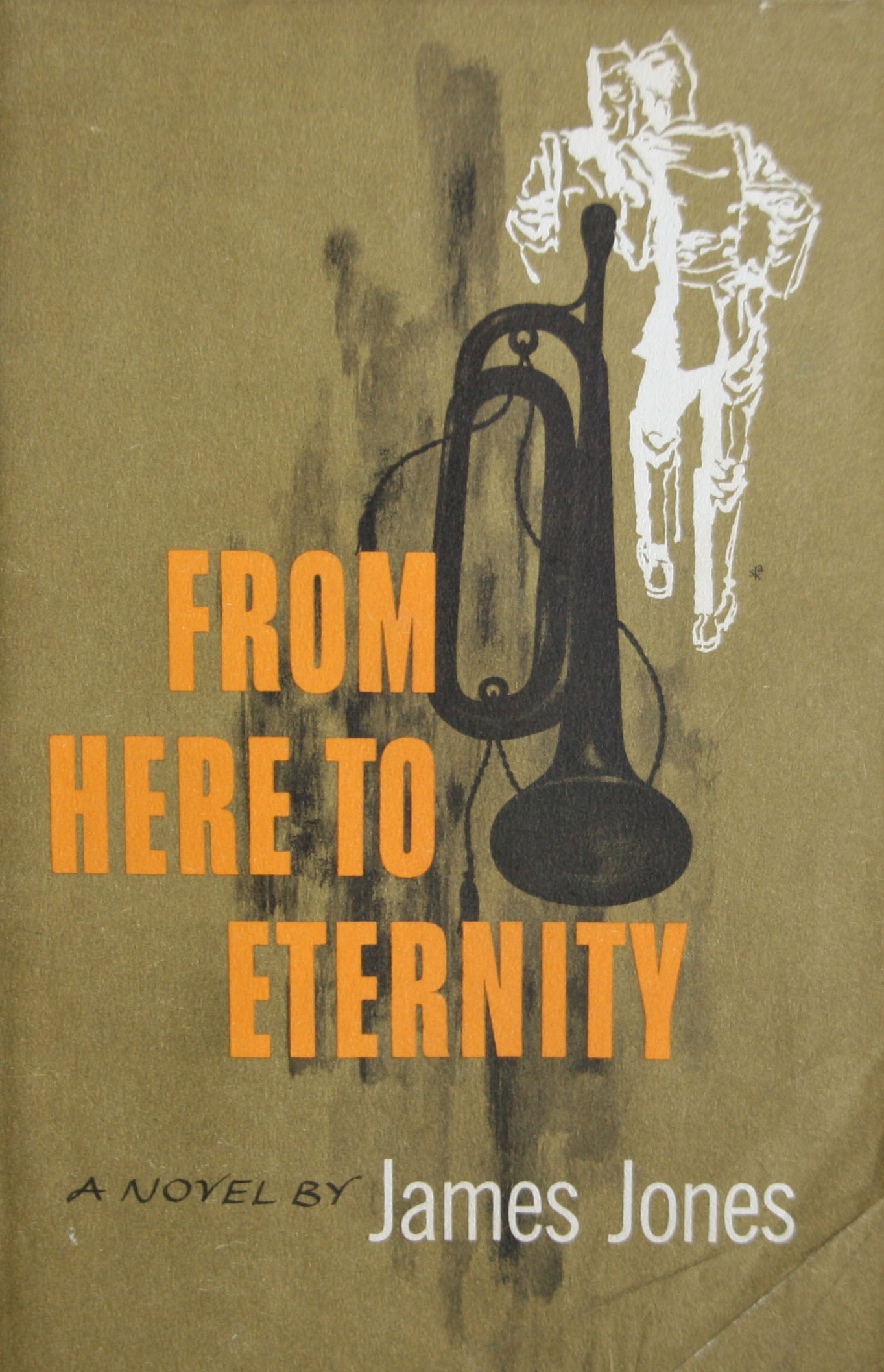 james jones from here to eternity first edition