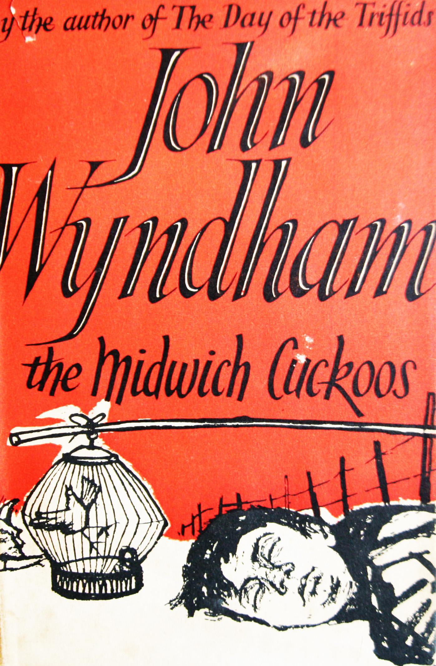 John Wyndham The Midwich Cuckoos first edition