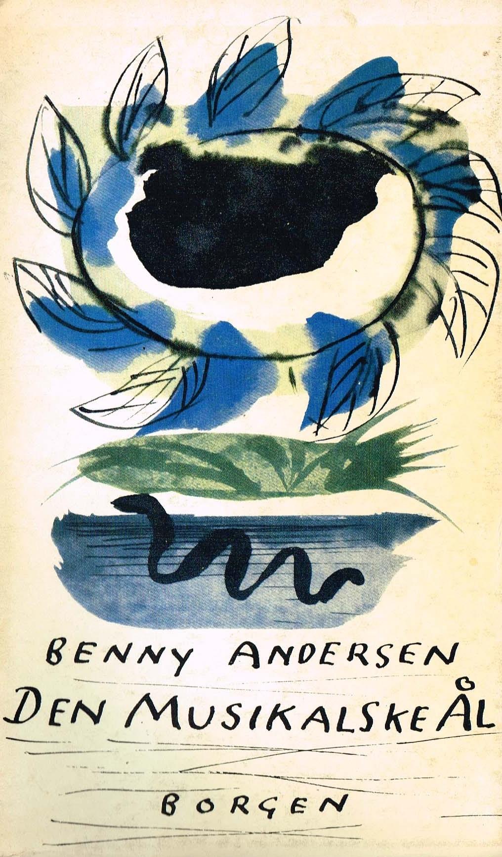 benny andersen den musikalske ål digte første udgave