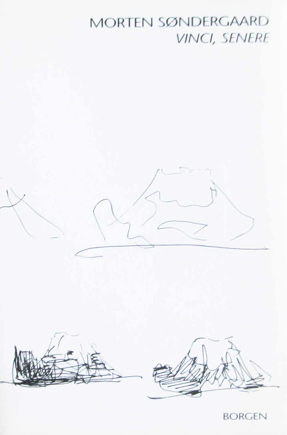 morten søndergaard vinci, senere digte første udgave