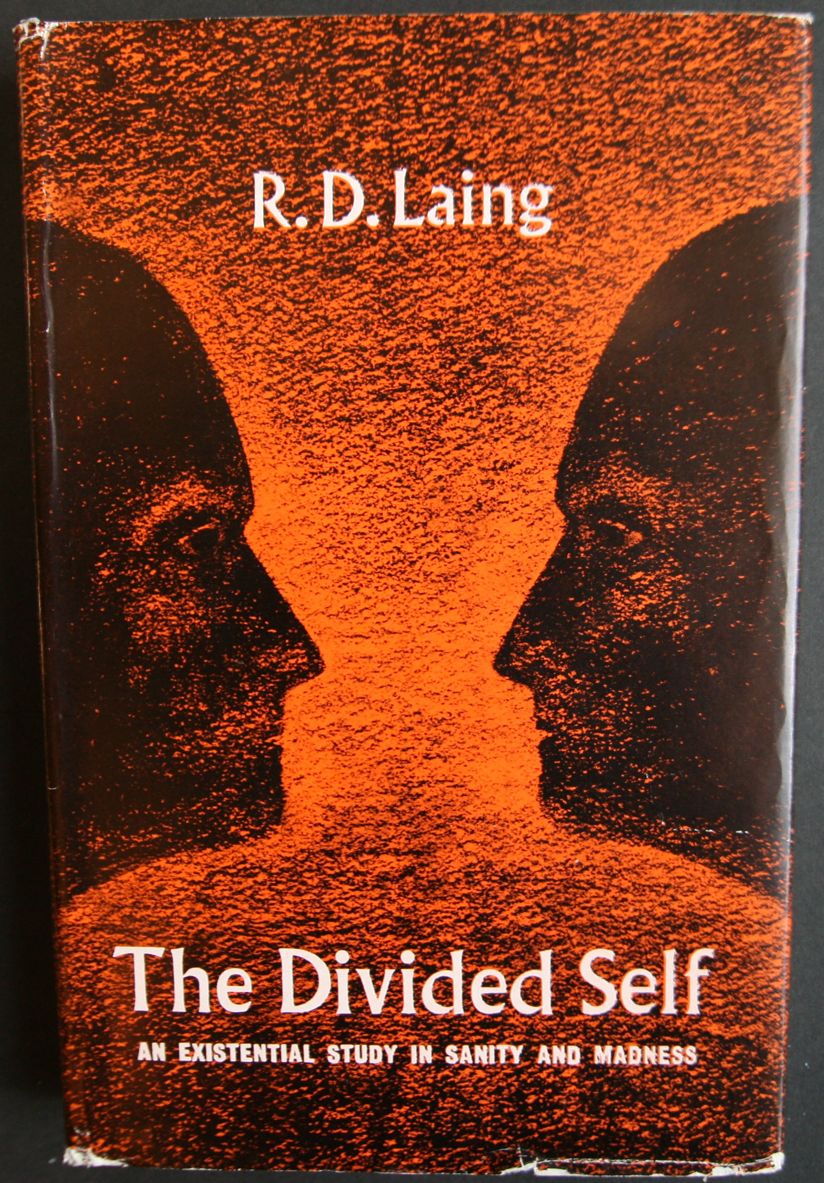 r d laing the divided self first edition
