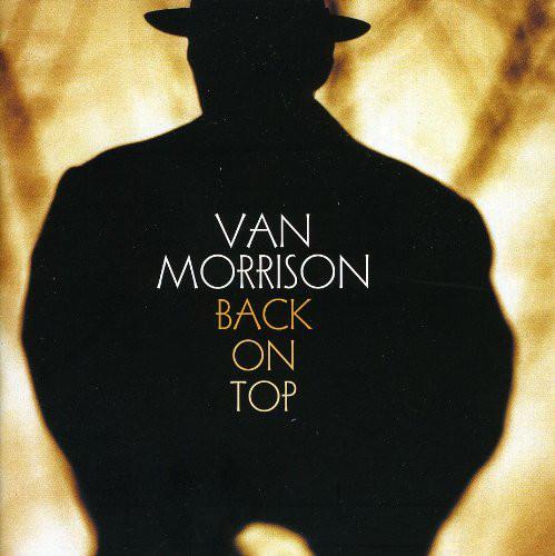 van morrison back on top vinyl lp orig. eu press.