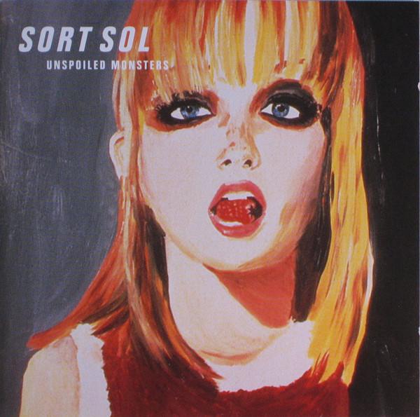 sort sol unspoiled monsters vinyl album orig. press.