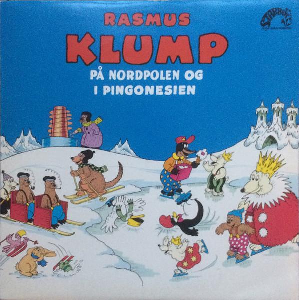 rasmus klump på nordpolen starbox lp børneplade