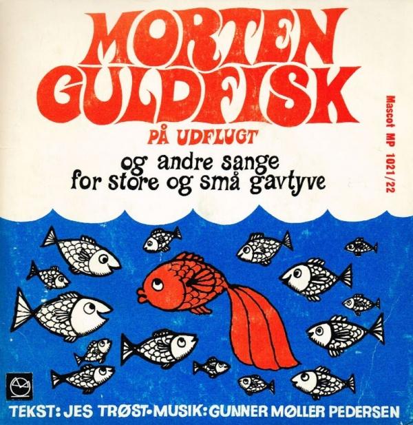 morten guldfisk jes trøst gunnar møller pedersen børneplade ep