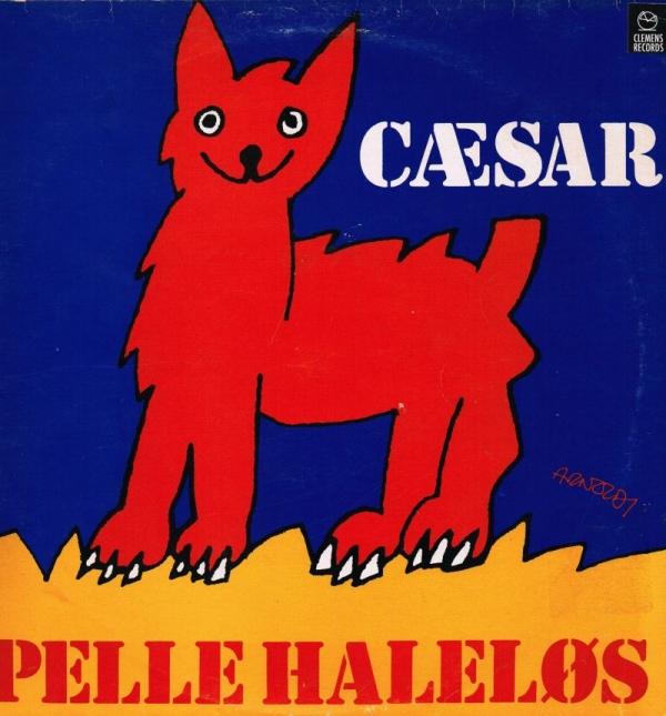 cæsar pelle haleløs lp børneplade