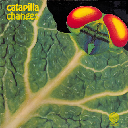 Catapilla Changes Orig. UK Svirl Vertigo Vinyl Album