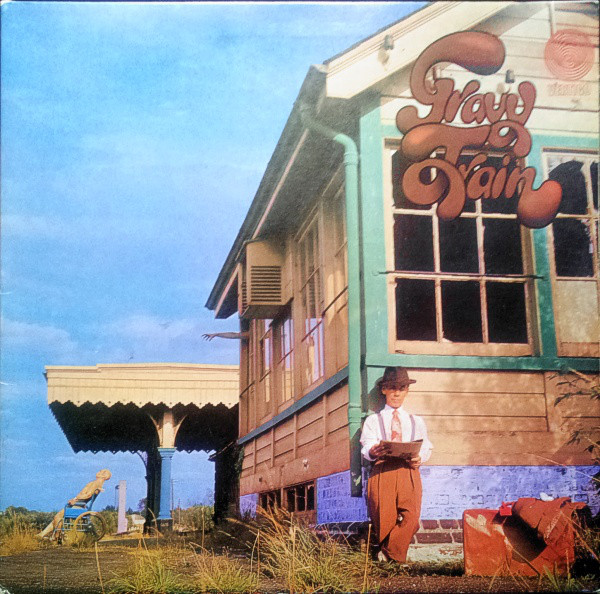 Gravy Train Orig. UK Svirl Vertigo Vinyl Album