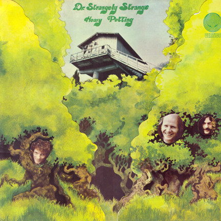 dr stangely strange heavy petting vinyl album vertigo