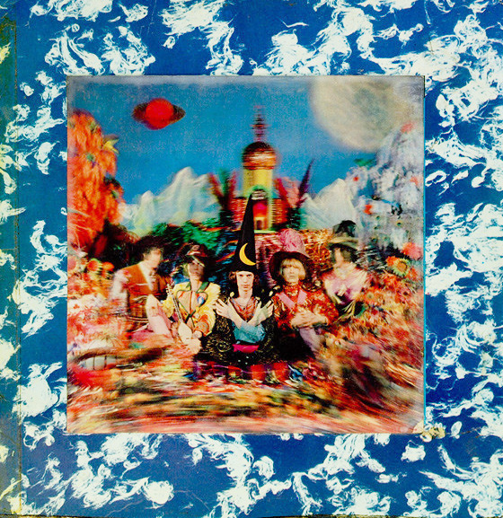 the rolling stones Their Satanic Majesties Request lp