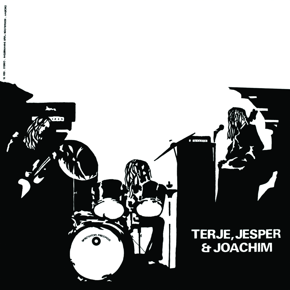Terje, Jesper & Joachim Spectator records Orig. Press.