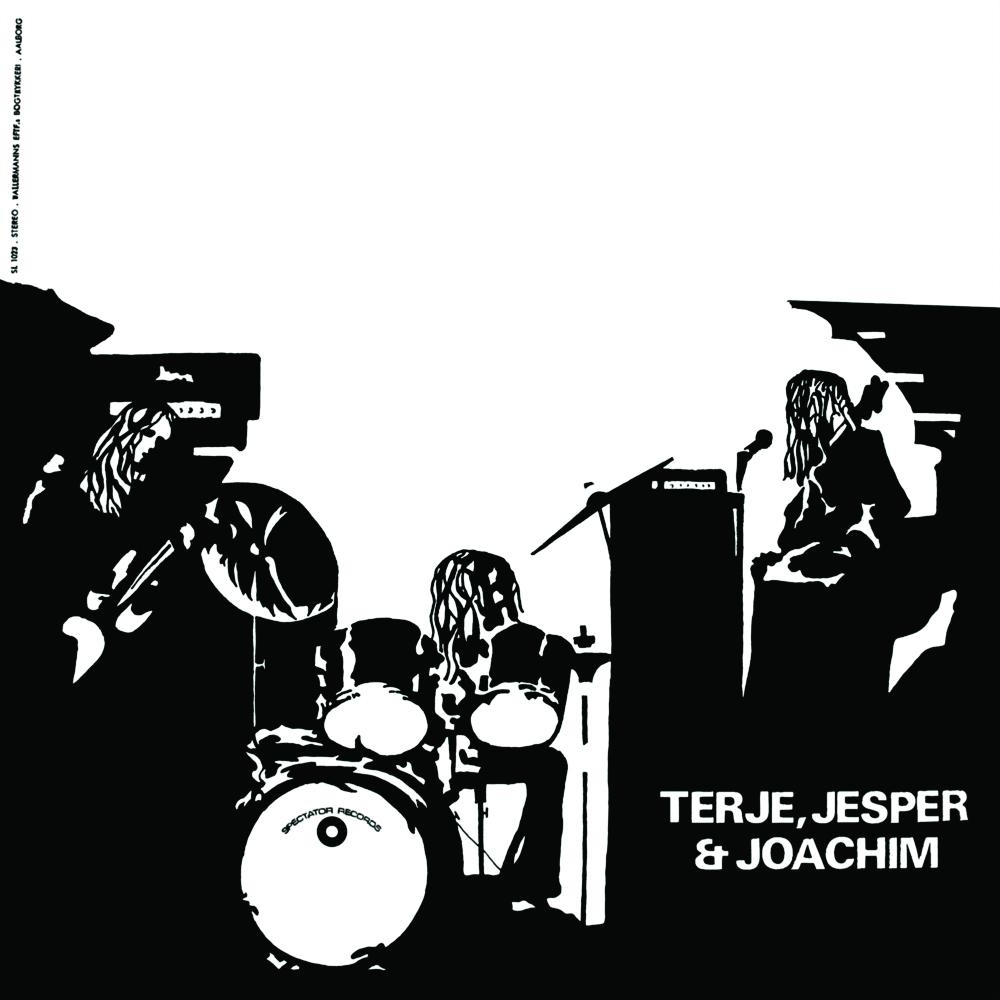 Terje, Jesper & Joachim Spectator records Orig. Press.