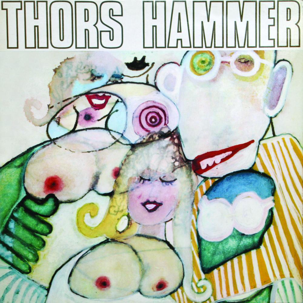 Thors Hammer Metronome Orig. Press.