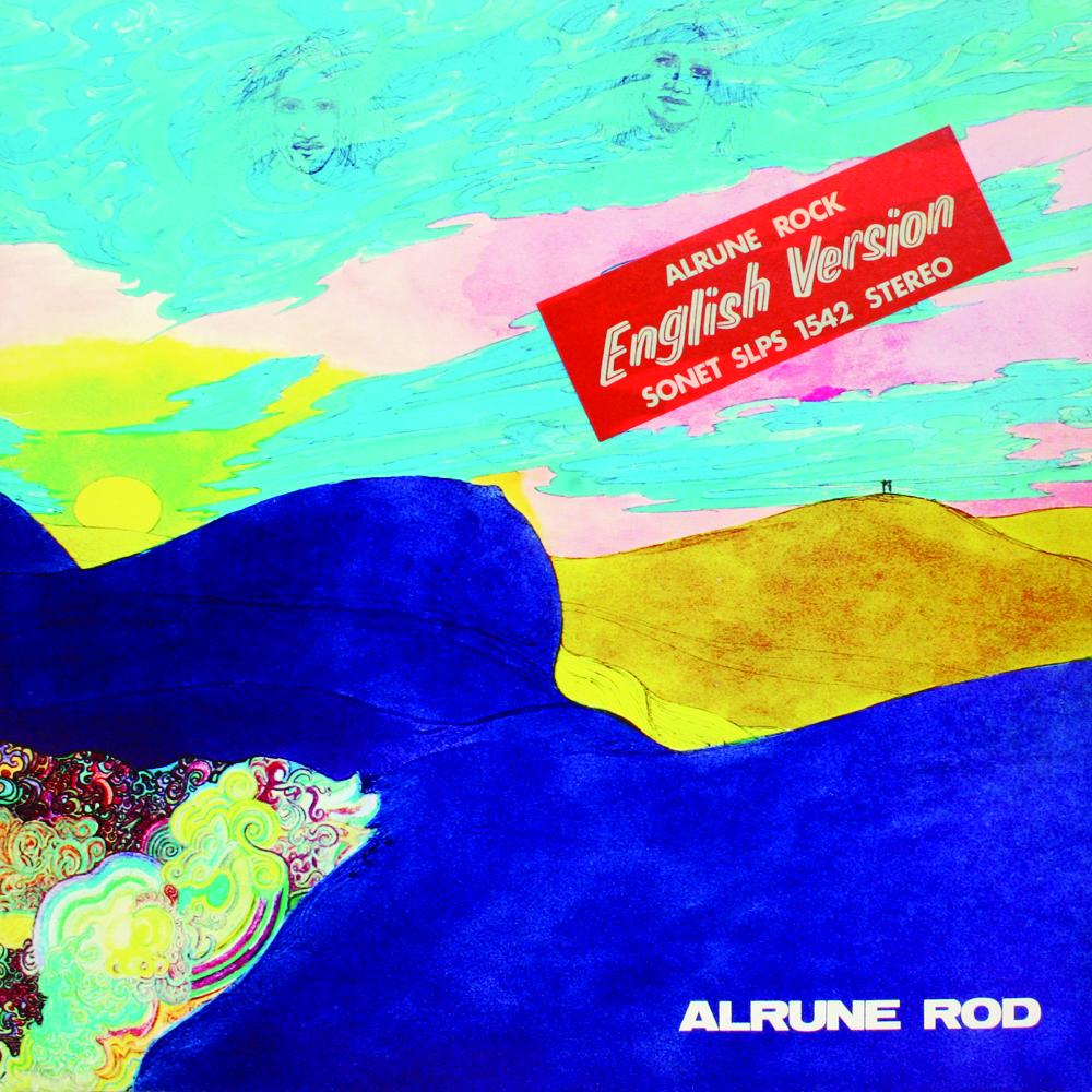 Alrune Rod English Album Sonet Vinyl Orig. Press.