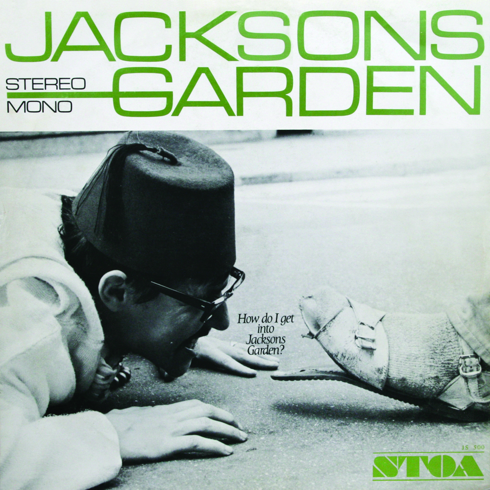 Jacksons Garden How Do I Get Into Jacksons Garden Stoa JS 500 vinyl orig. press.