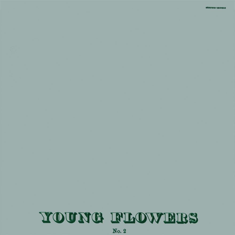 Young Flowers No. 2 Sonet SLPS 1511 orig. vinyl press.