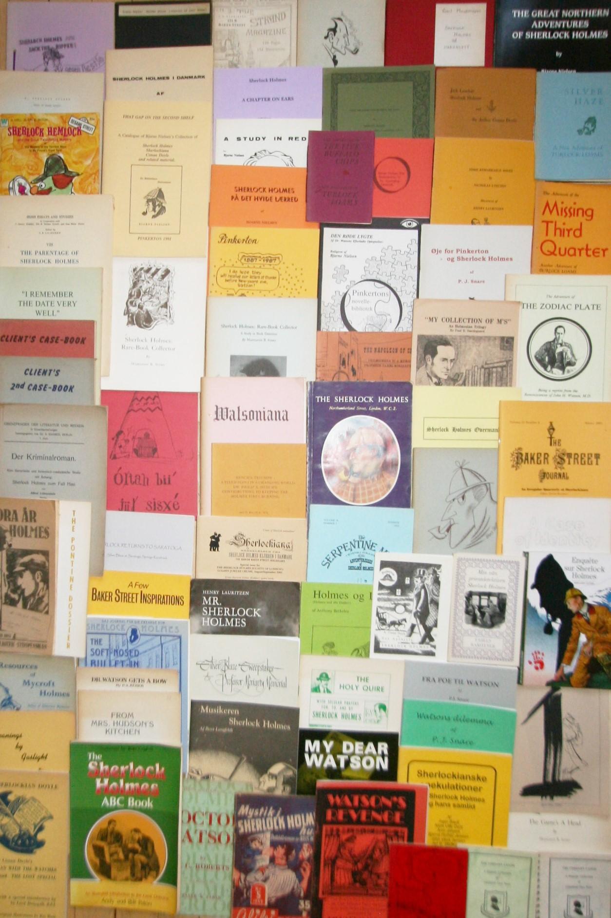 Sherlock Holmes samling