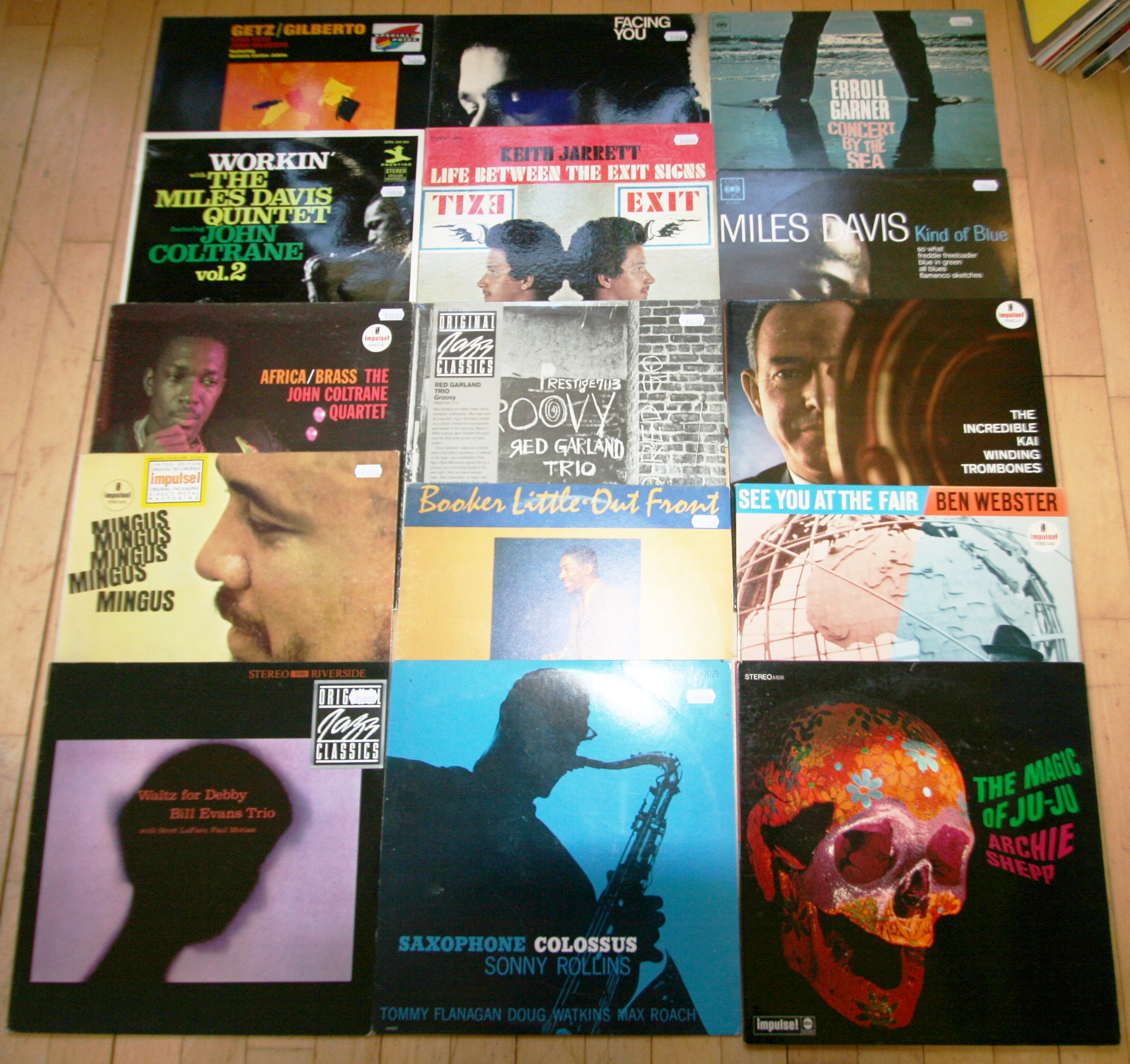 jazz vinyl
