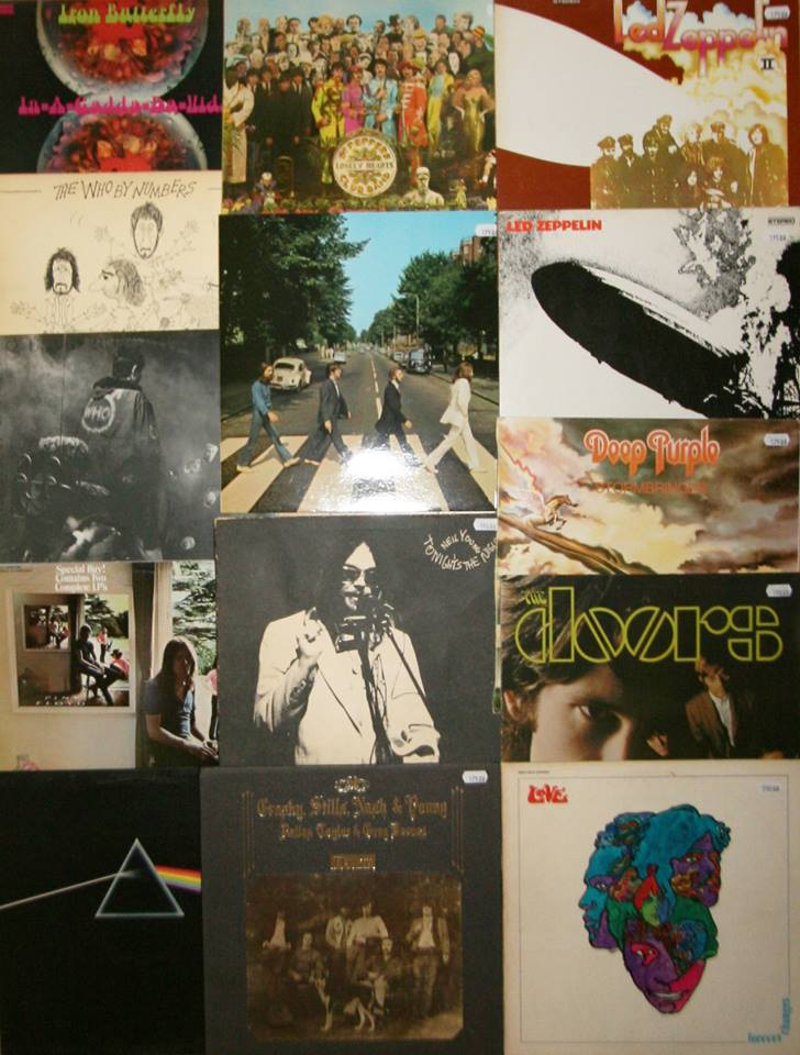 Progressive & Psychedelic Rock