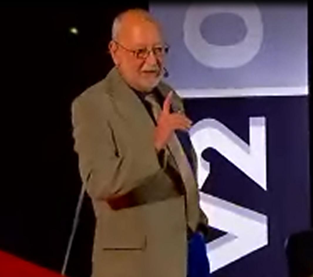 Preben Nibe foredrag om Højbjergmordet, TV 2-Østjylland