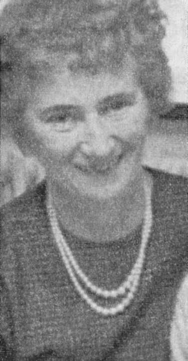 Sagens hovedvidne Irma Rasmussen