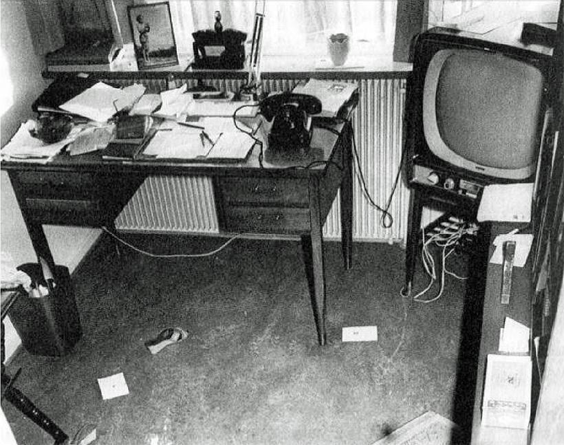 Lock-Hansen sagen - kontoret