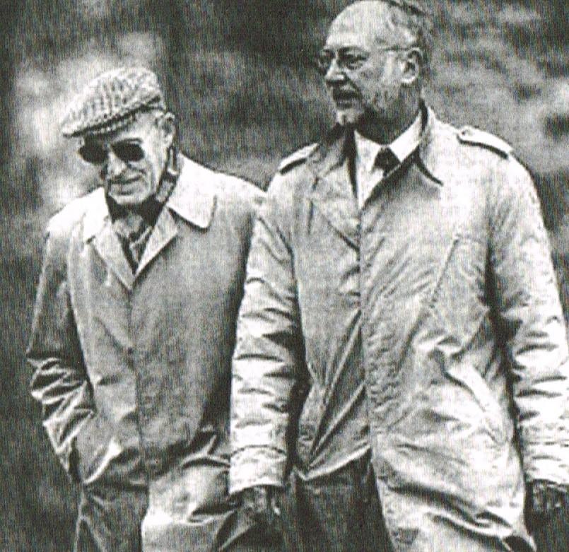 Højbjergmordet, Preben Nibe og Jørgen V. Iversen