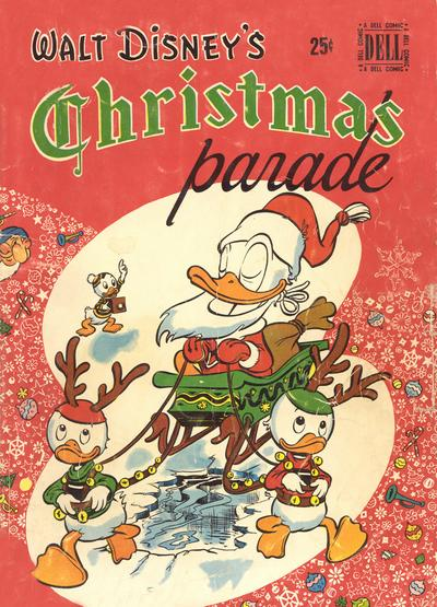 Walt Disney Christmas Tales