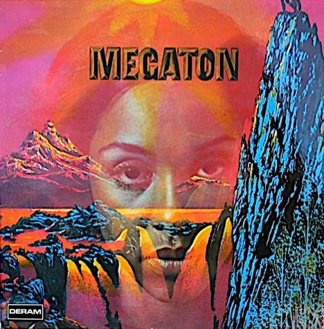 Megaton Deram SML-R.1086 Vinyl LP