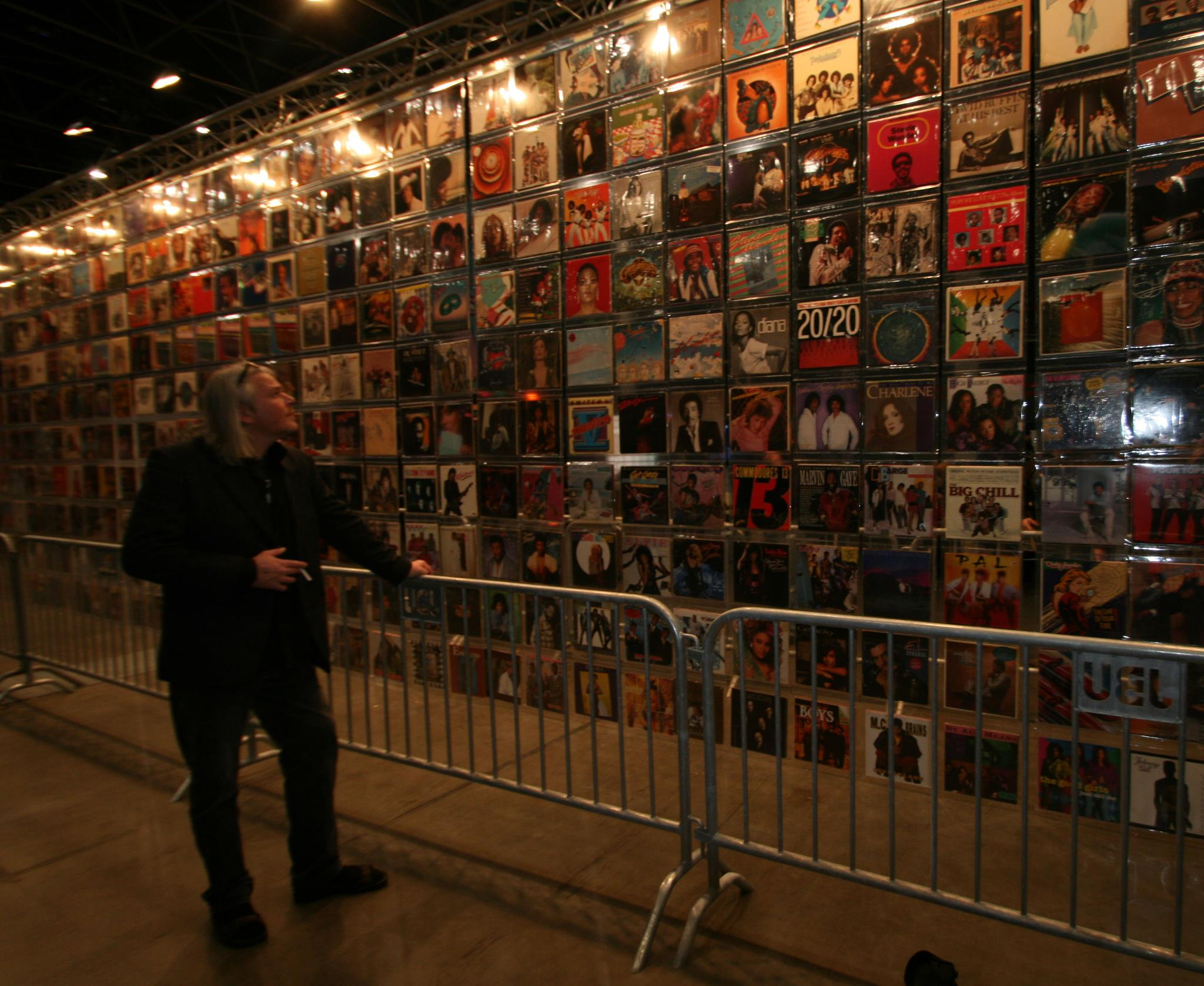 Record Fair in Jaarbeurs, Utrecht