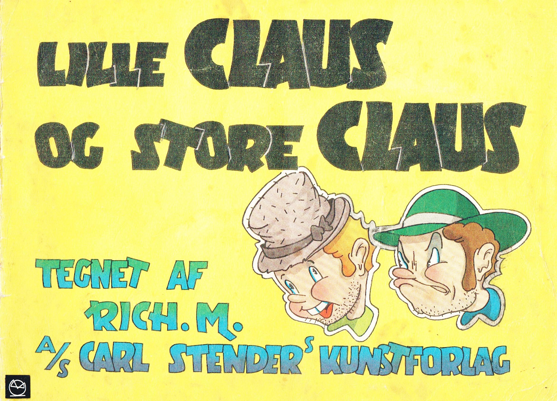 Lille Claus og store Claus billedbog