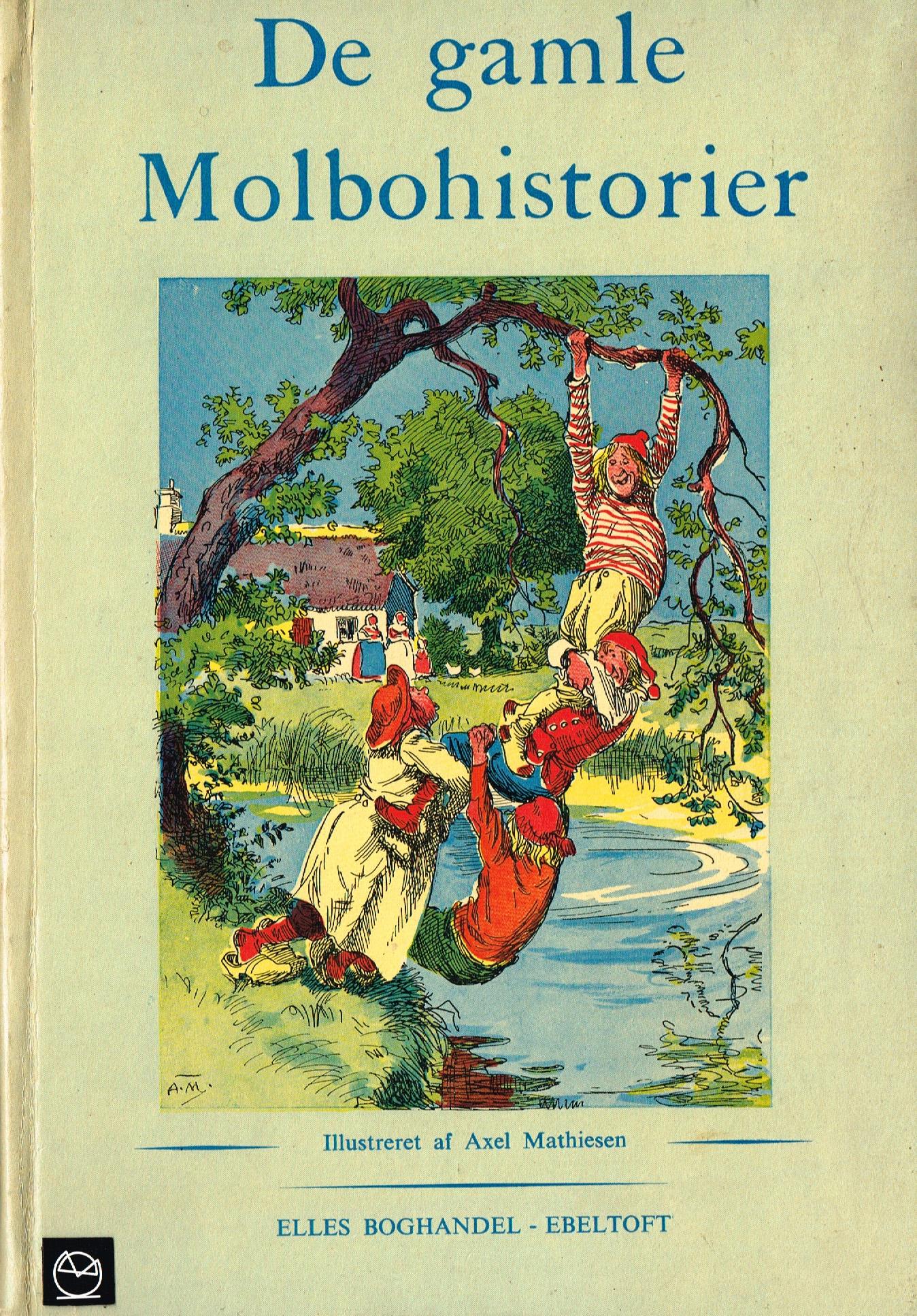De gamle molbohistorier billedbog