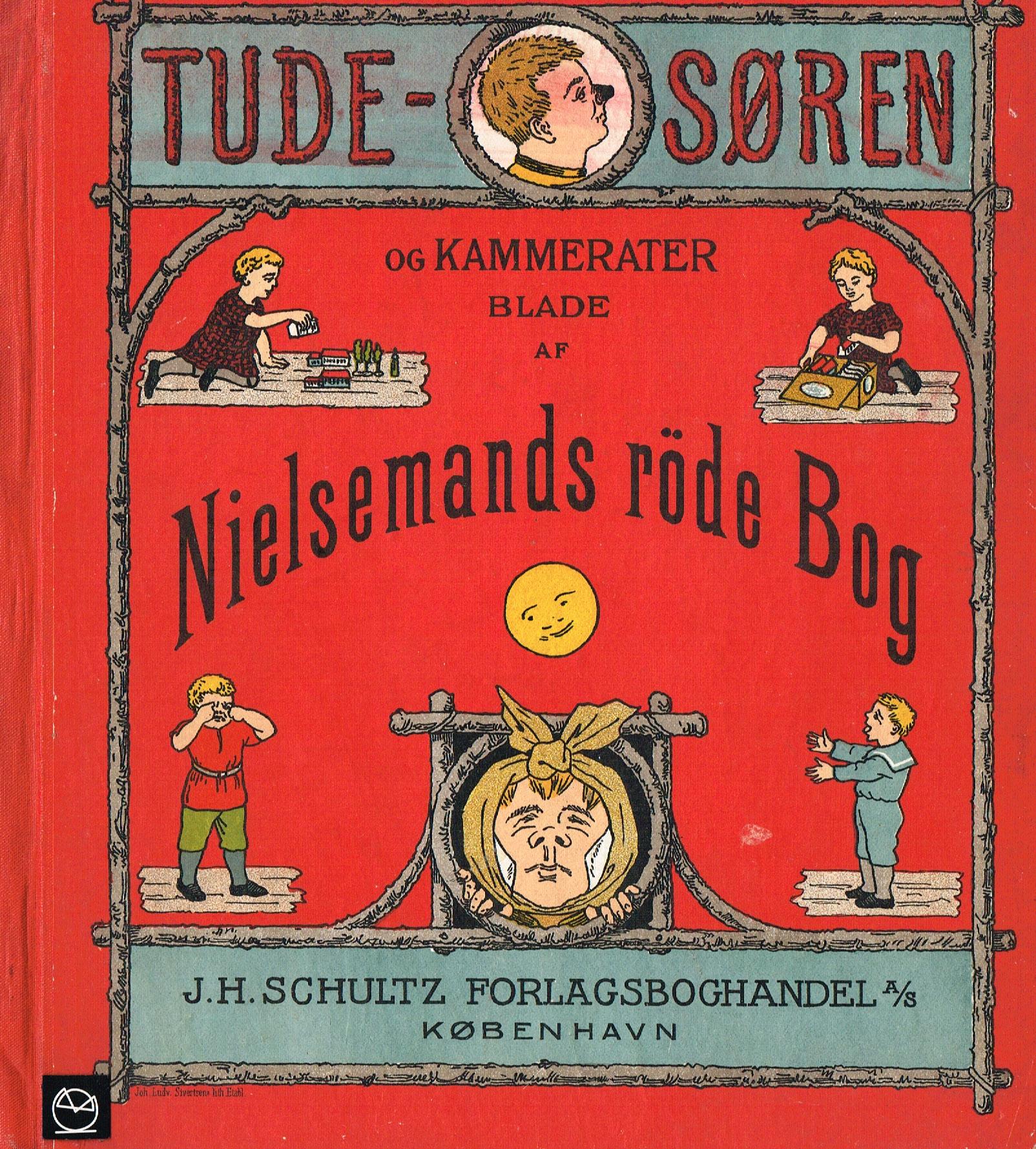 Nielsemands røde bog billedbog 1924