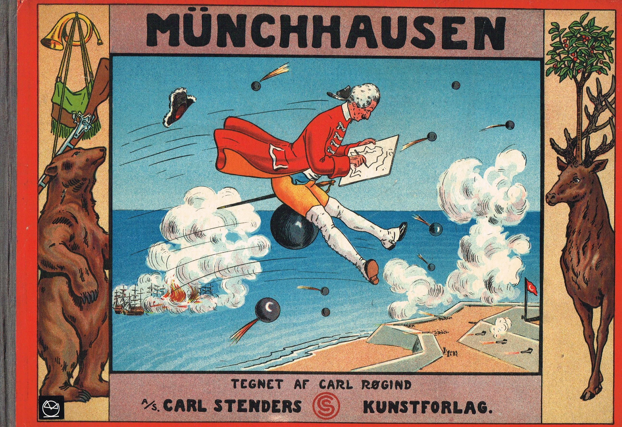 Münchhausen billedbog