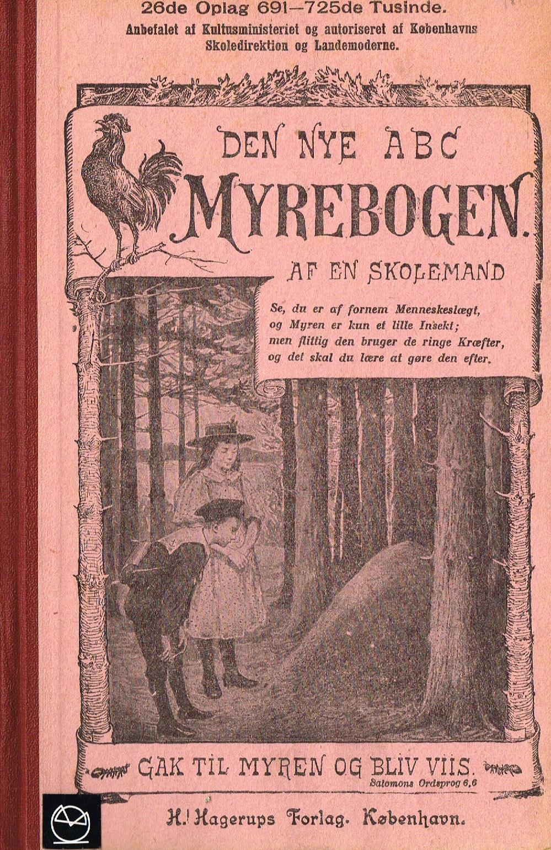 abc Myrebogen ældre skolebog