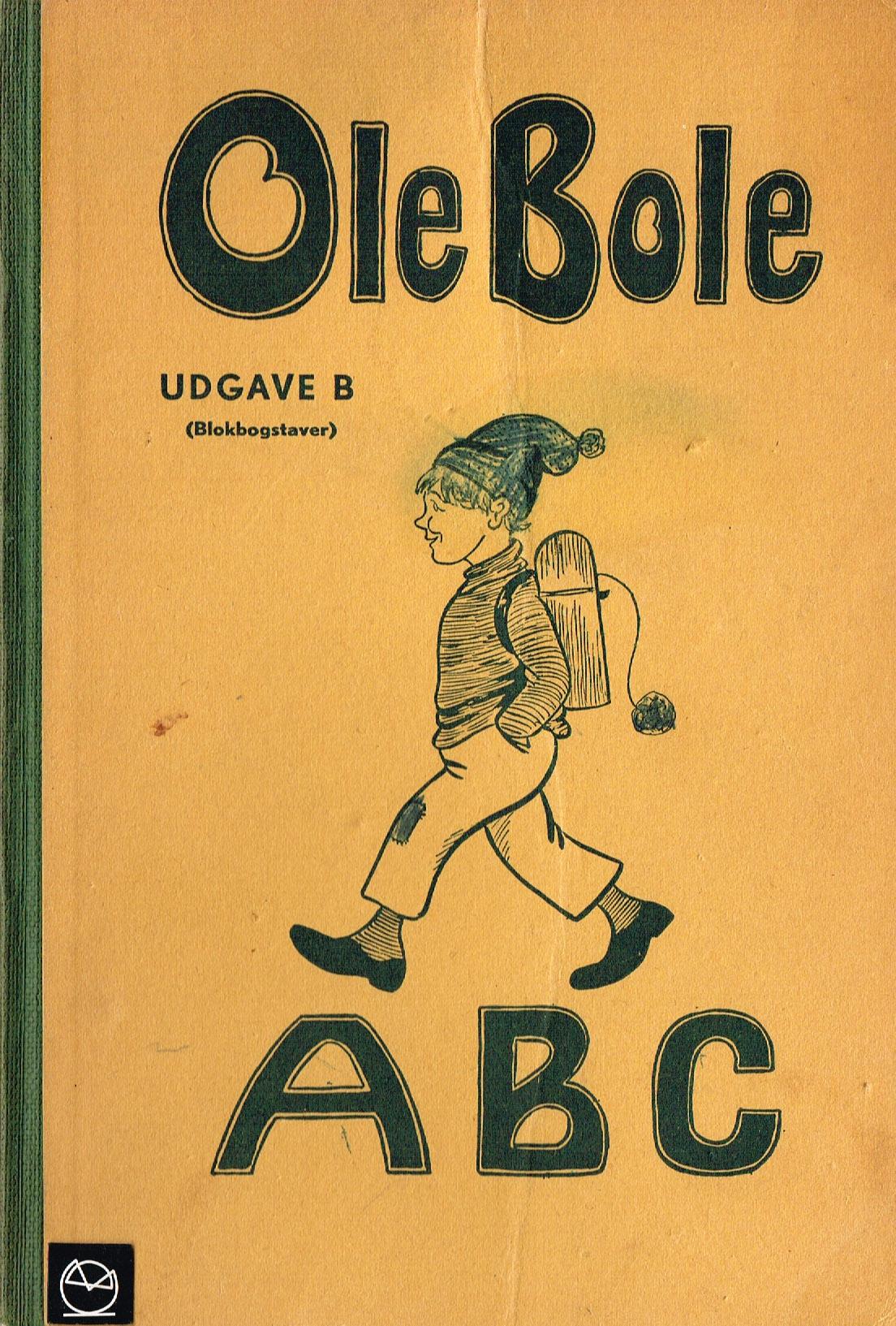 Ole Bole ABC Skolebog