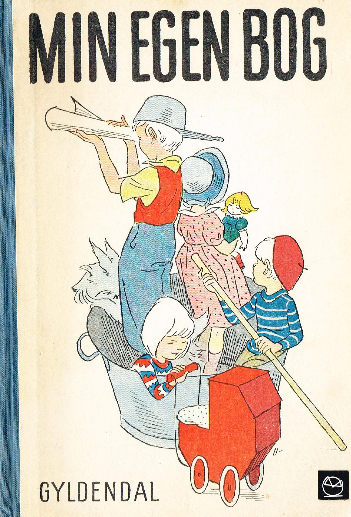 Arne Ungermann Min egen bog skolebog
