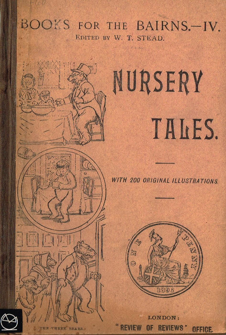 Nursery Tales - Books for the Bairns