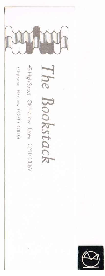 Bookstack, Harlow, Essex - bogmærke