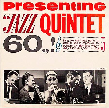 Presenting Jazz Quintet 60 - LP