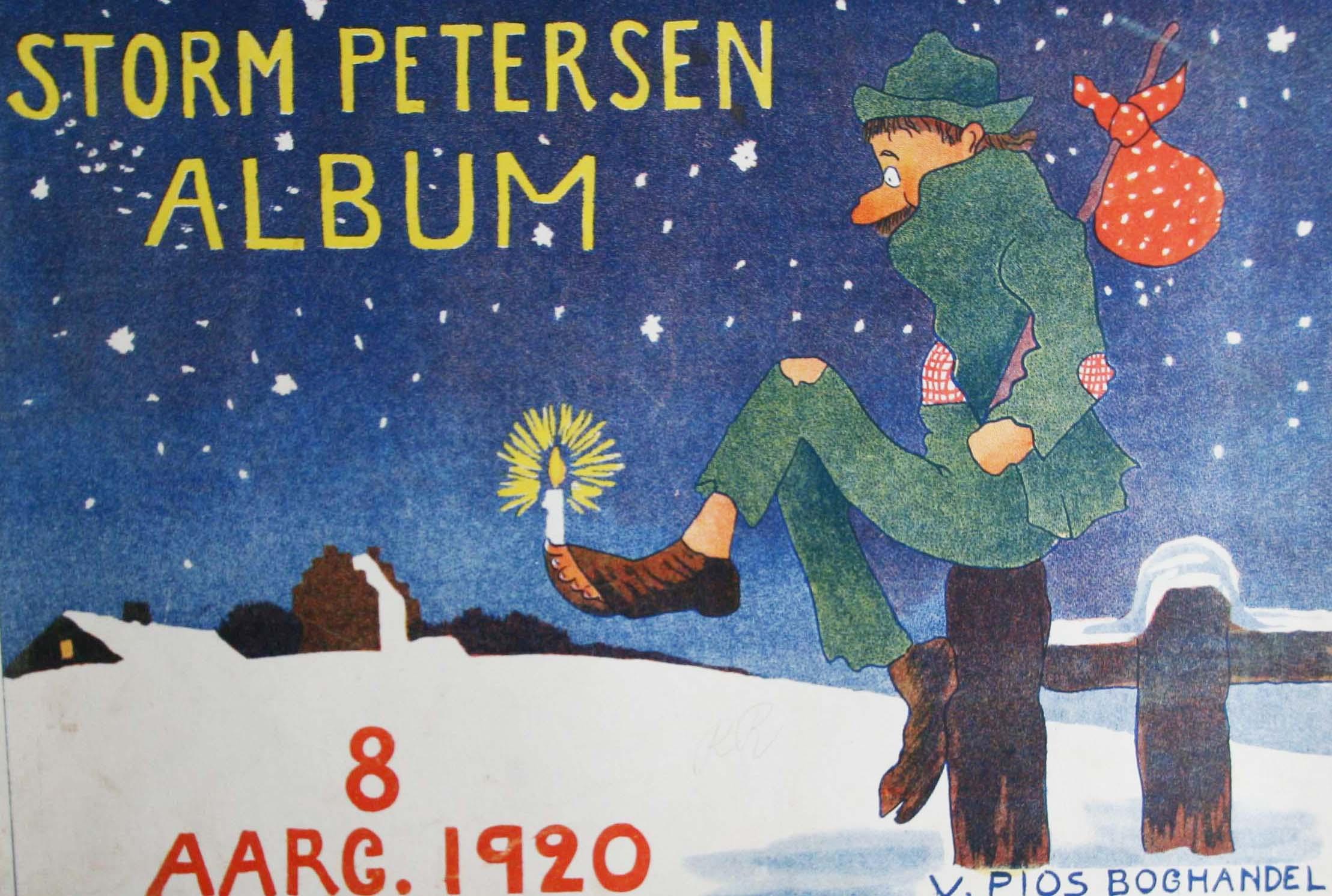 Robert Storm Petersen Storm P. Album 1920