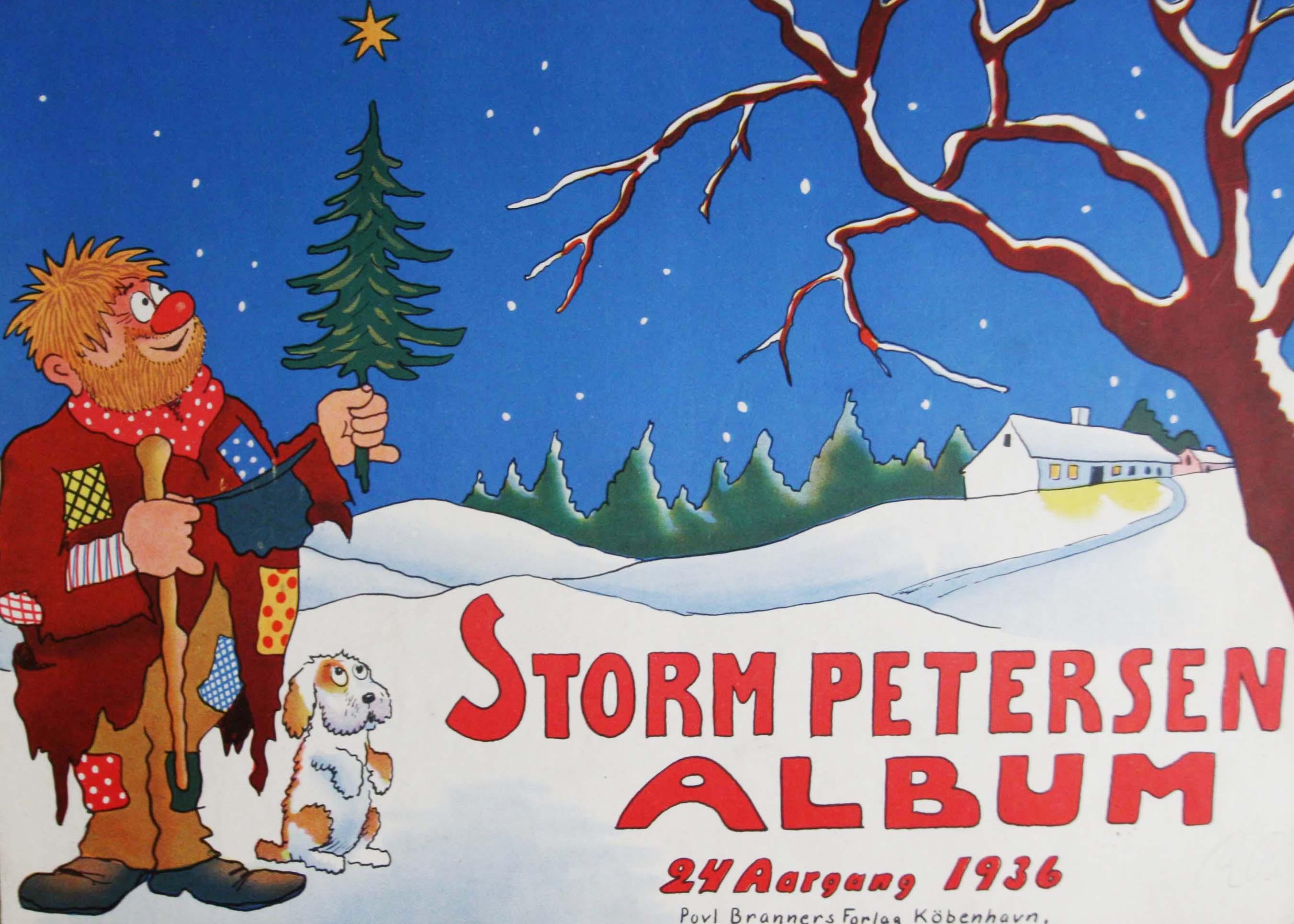 Robert Storm Petersen Storm P. Album 1936
