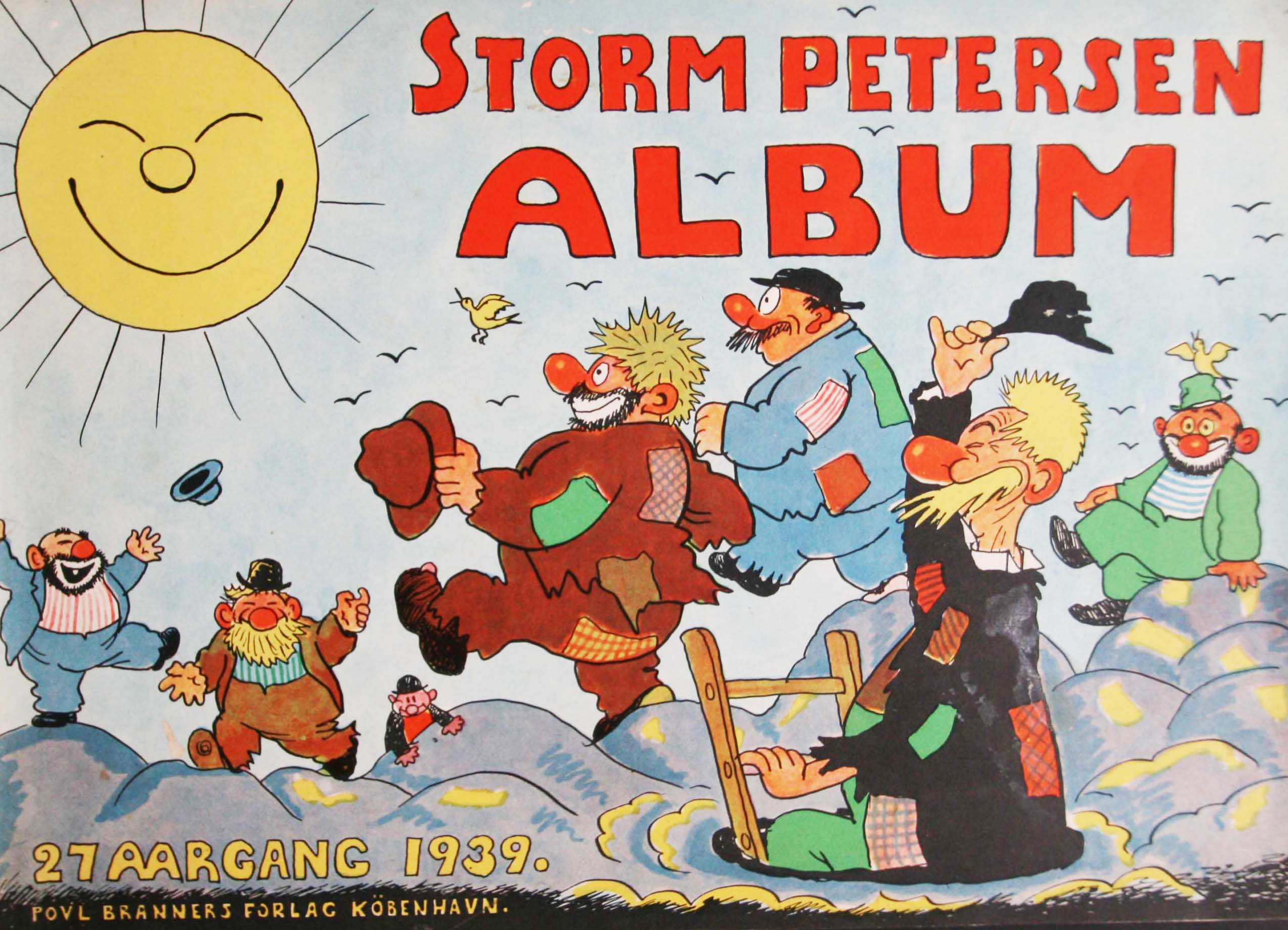Robert Storm Petersen Storm P. Album 1939